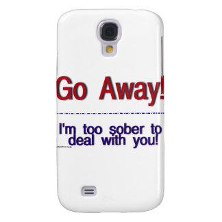 go away galaxy s4 case