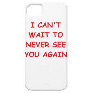 go away iPhone 5 covers