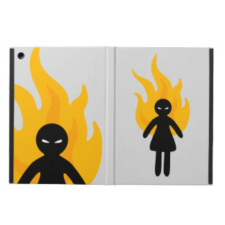 Go Away! Cover For iPad Air