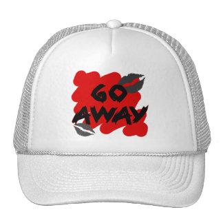 Go Away Mesh Hat