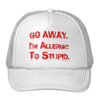 Go Away Hat