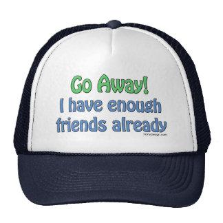 Go Away! Hats