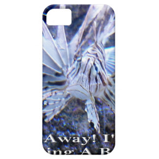 Go Away I m Having A Bad Day Shirts Hats Gifts iPhone 5/5S Covers