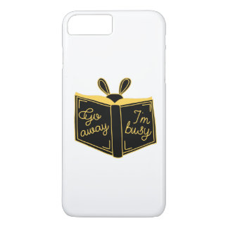 Go Away, I'm Busy PHONE CASE, funny PHONE CASE