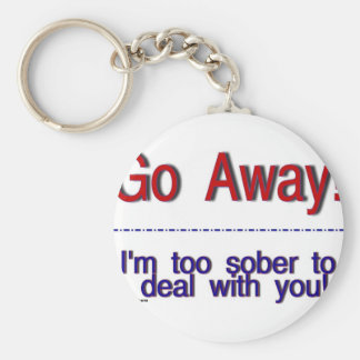 go away key chains