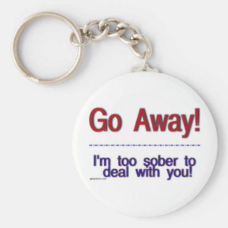 go away key ring
