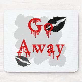 go away mousepads