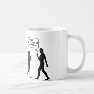 Go Back We Screwed Up Eveyrthing Coffee Mugs