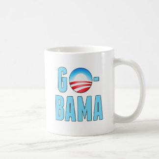 Go-Bama Basic White Mug