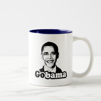 GO-BAMA T-shirt Mugs