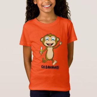 Go Bananas Girls T-Shirt