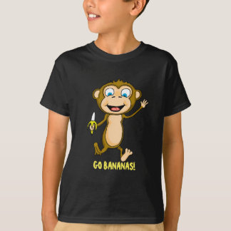 Go Bananas Kids' Hanes TAGLESS® T-Shirt