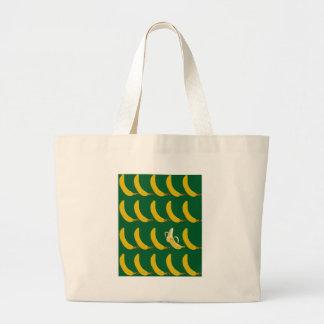 Go Bananas Large Tote Bag