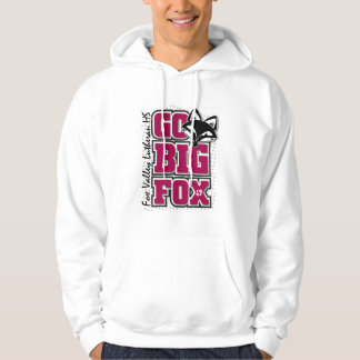 Go Big Fox - Fox Valley Lutheran HS Hooded Pullover