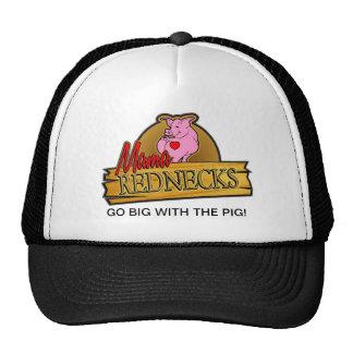 GO BIG WITH THE PIG! CAP
