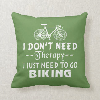 GO BIKING CUSHION