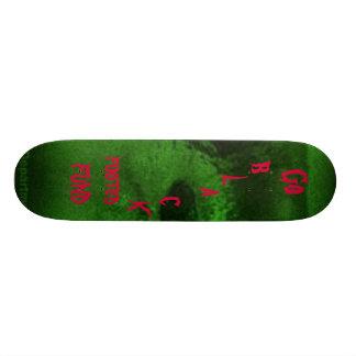 Go black footed ferret fund black - Customized Skate Board Decks