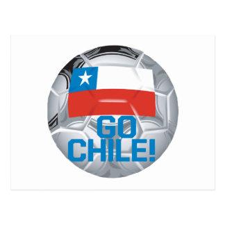 Go Chile Postcard
