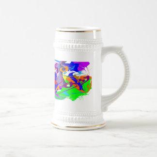Go Crazy Coffee Mugs