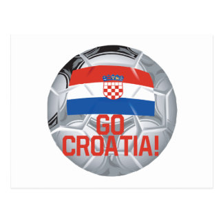 Go Croatia Post Card