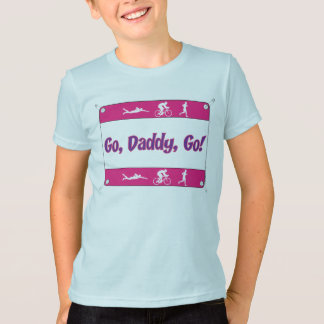 Go Daddy Go - Triathlon T-Shirt