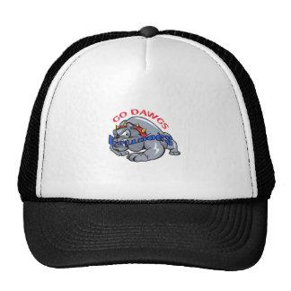 GO DAWGS TRUCKER HAT