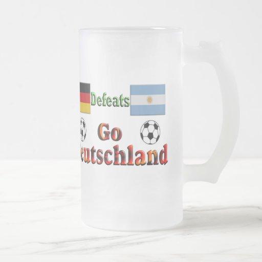 Go Deutschland Coffee Mug