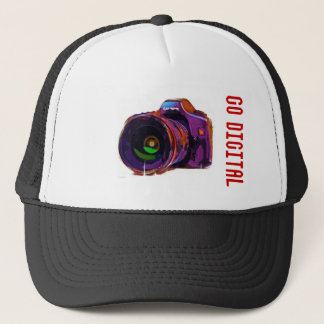 Go Digital Trucker Hat
