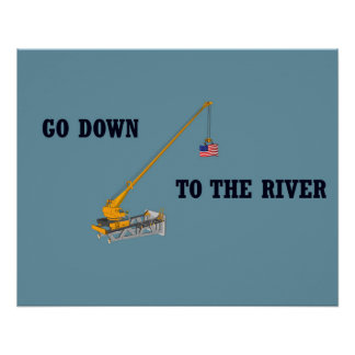 Go down to the river