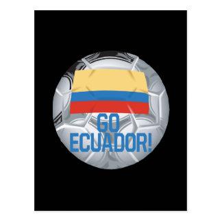 Go Ecuador Postcard