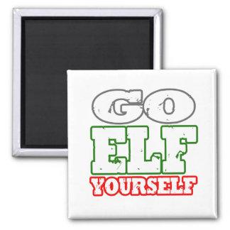GO ELF YOURSELF -.png Magnet