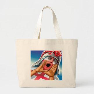 Go England Canvas Bag