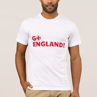 Go England! - cheer for sports teams T-Shirt