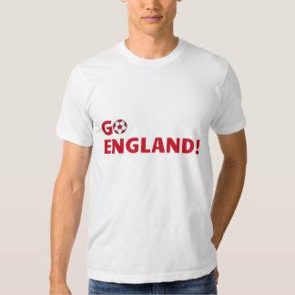 Go England! - for national football (soccer) team Tshirts