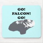 Go Falcon Go Mouse Pad