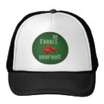 Go Farkle Yourself Mesh Hat