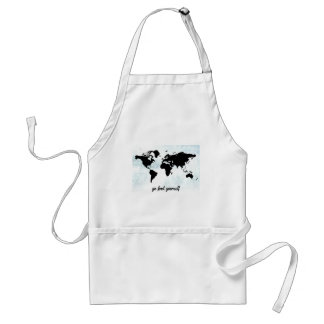 Go find yourself standard apron