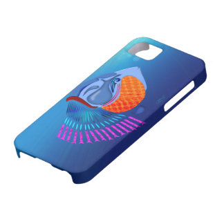 Go Fish Barely There iPhone 5 Case