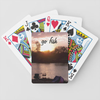 Go Fish Bicycle Playing Cards