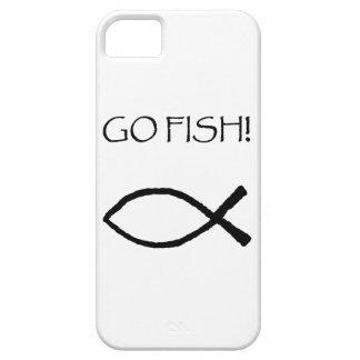 Go Fish iPhone 5 Cases