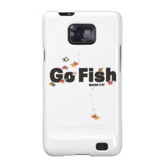 Go Fish Samsung Galaxy S2 Cases