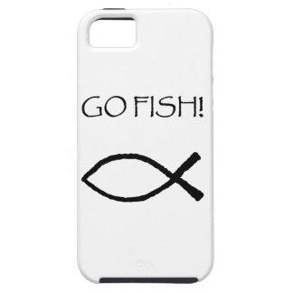 Go Fish iPhone 5 Case