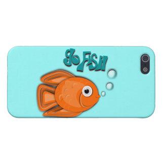 Go Fish Goldfish Cases For iPhone 5