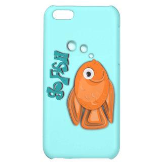 Go Fish Goldfish iPhone 5C Case