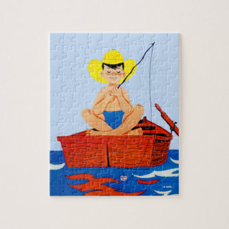 Go Fish Jigsaw Puzzle