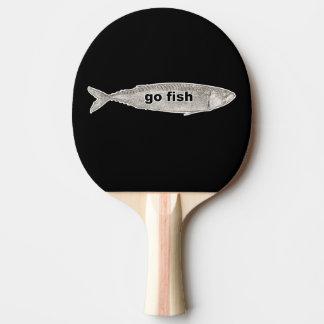 Go Fish Ping Pong Paddle