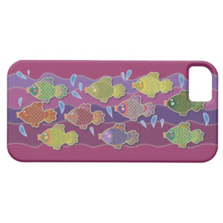 Go Fish Pink Barely There iPhone 5 Case