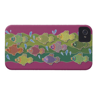 Go Fish Pink Case-Mate iPhone 4 Cases