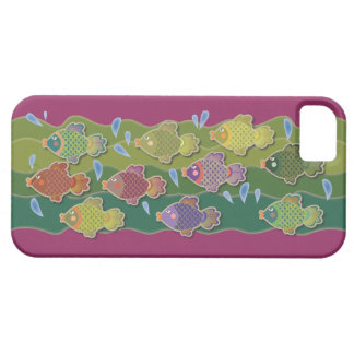 Go Fish Pink iPhone 5 Cases
