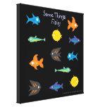 Go Fish_Some Things Fishy black light aquarium